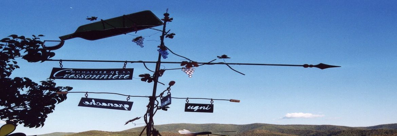 Girouettes et objets éoliens