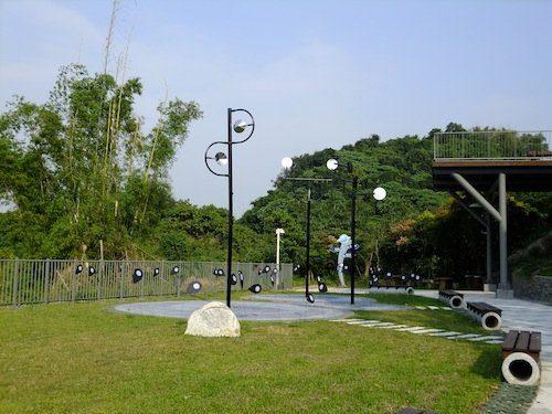 3 sculptures cinétiques pour le Tainan Astronomical Education Area-Taiwan 2010