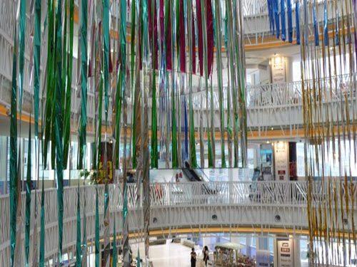 mobile Dream Mall- Kaoshiung Taiwan- 25mx20m